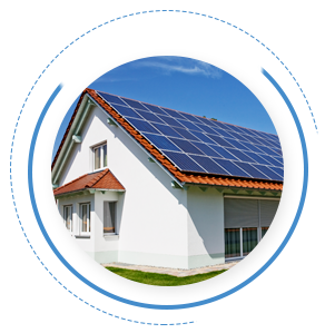 Solar Residential Power System